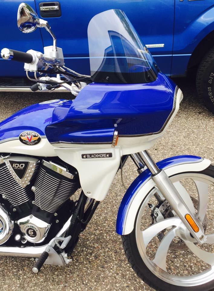 victory motorcycle fairing   Wedge Fairing