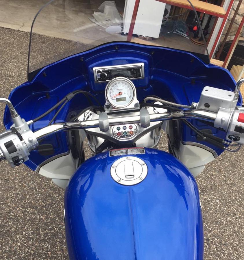 victory vegas motorcycle fairing   Wedge Fairing